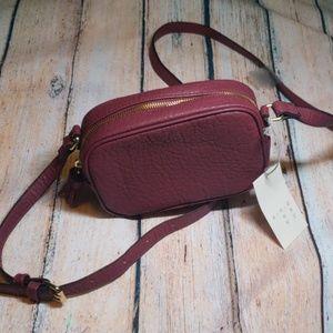Mini crossbody purse